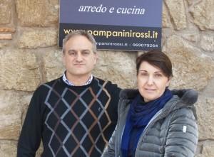 "</p> <div align=""center"">Umberto & Eleonora</div> <p>"